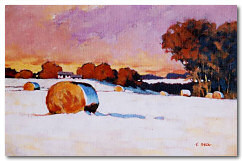 John Stoa - Winter Sun